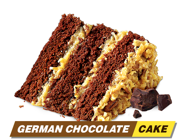 german chocolate cake protein