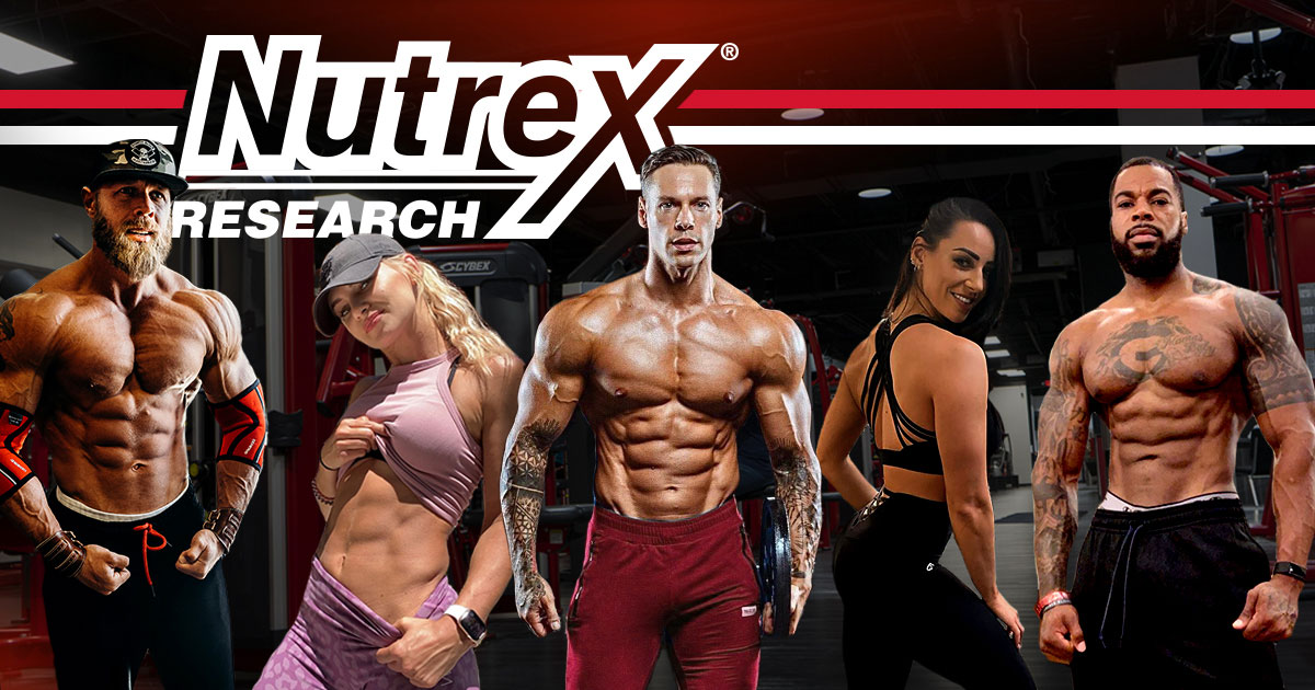 Nutrex Research — Superior Sports Nutrition Supplements